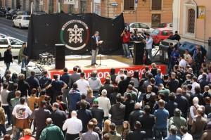 Altro che 25 aprile, Natale di Roma festa nazionale, CPI apre campagna Roma