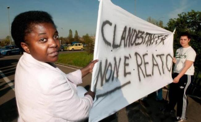 Ius soli, CasaPound Italia: pronti a scendere in piazza se passa linea Kyenge