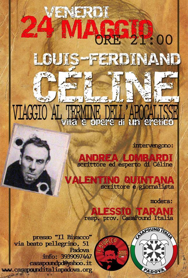 Il 24 Maggio a Padova