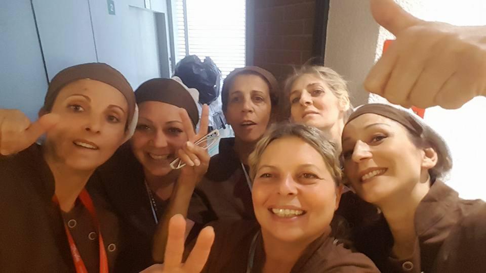 Muratella (Roma): grazie al sostegno di CasaPound reintregrate 14 lavoratrici