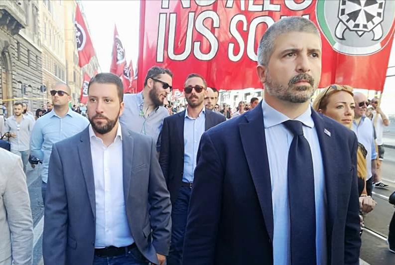Roma: Di Stefano (CasaPound), a Ostia vittoria senza precedenti che ci proietta in Parlamento