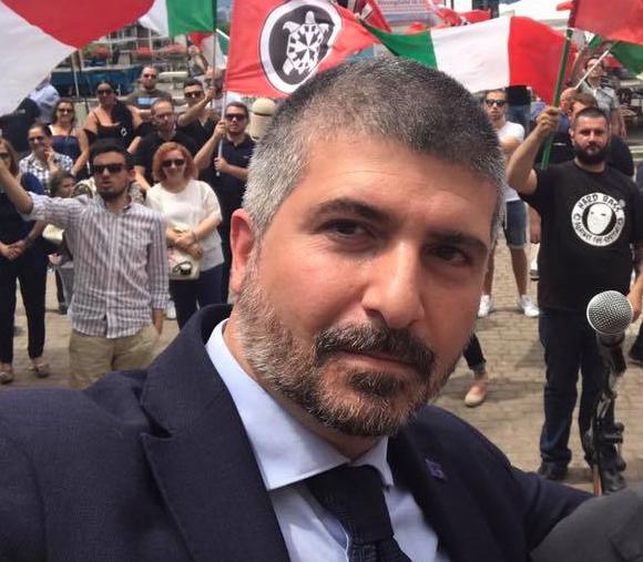 Elezioni: Di Stefano diventa il segretario di CasaPound e lancia il programma per le politiche
