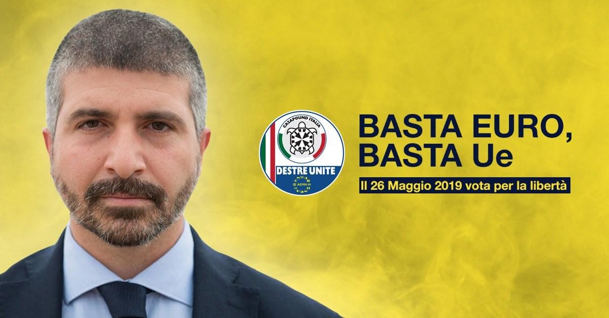 Il 26 maggio vota per la libertà. #italexit