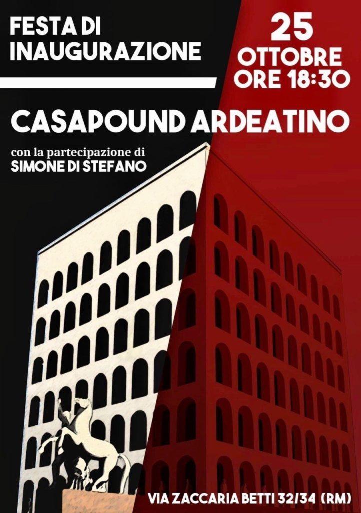 Inaugurazione nuove sedi a Roma (Ardeatino), Pordenone, Savona e L'Aquila