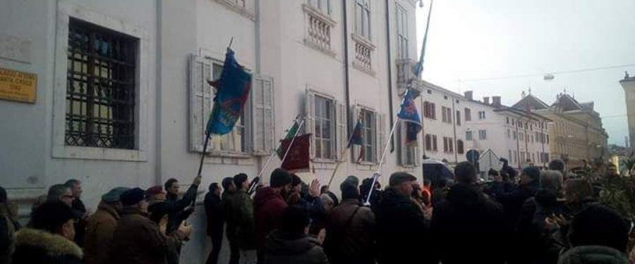 """Commemorazione della Decima Mas a Gorizia, CasaPound Italia """"Clima di serenità decennale turbato dagli odiatori seriali dell'A.N.P.I."""""""