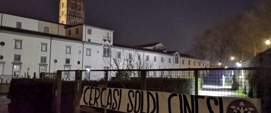 Lucca, CasaPound, l'amministrazione ha fallito