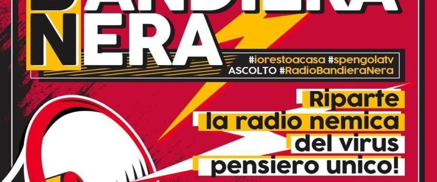 CasaPound, primo mese da record per Radio Bandiera Nera: 300mila ascoltatori per la versione 2.0