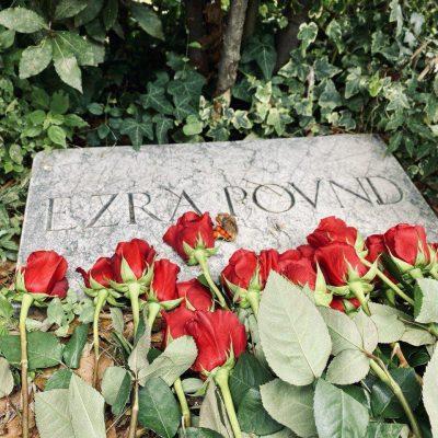 CPI rende omaggio al nume tutelare Ezra Pound