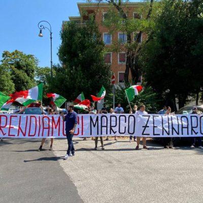 """CasaPound, caso Marco Zennaro, """"vergognosa l'inefficienza del governo italiano"""""""