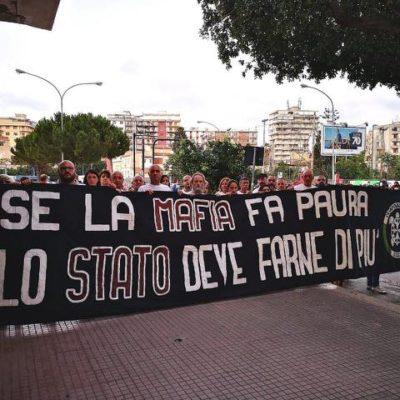 CasaPound Sicilia commemora Paolo Borsellino