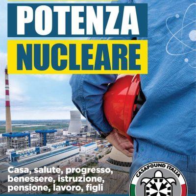 Italia potenza nucleare